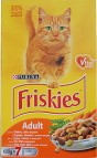 Фото - FRISKIES Adult (Курица, печень, овощи)
